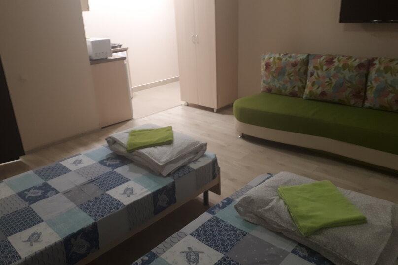 1-комн. квартира, 28 кв.м. на 4 человека, 3-й микрорайон, проспект Гагарина, 34, Златоуст - Фотография 7
