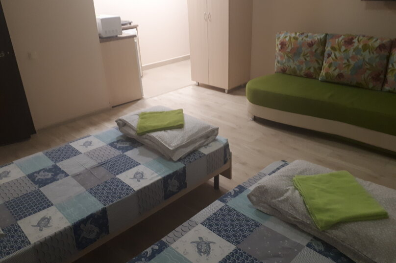 1-комн. квартира, 28 кв.м. на 4 человека, 3-й микрорайон, проспект Гагарина, 34, Златоуст - Фотография 12