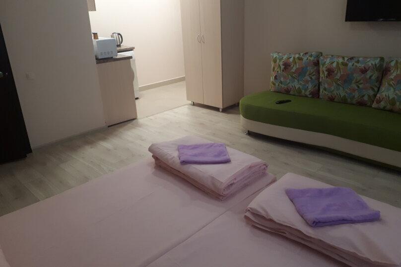 1-комн. квартира, 28 кв.м. на 4 человека, 3-й микрорайон, проспект Гагарина, 34, Златоуст - Фотография 16