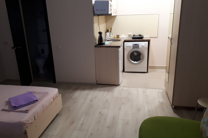 1-комн. квартира, 28 кв.м. на 4 человека, 3-й микрорайон, проспект Гагарина, 34, Златоуст - Фотография 21