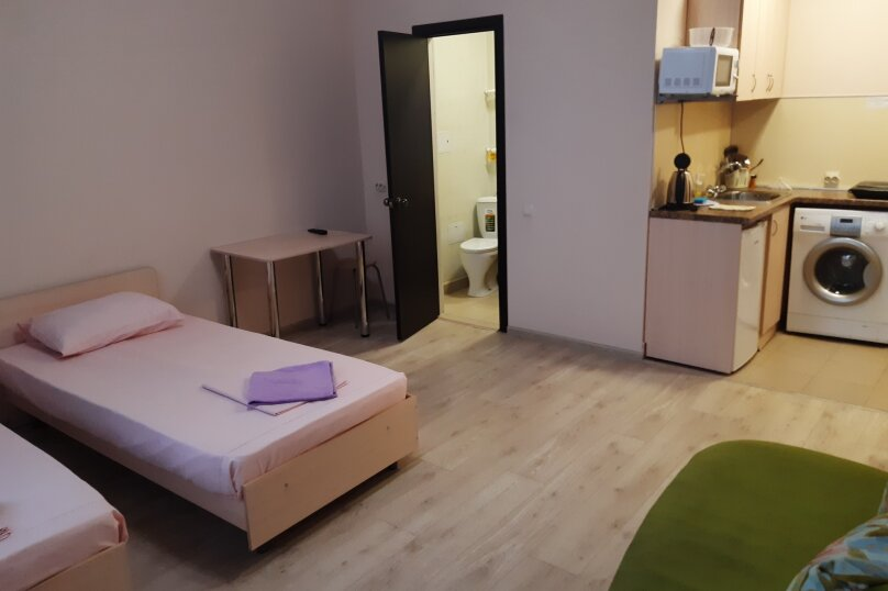 1-комн. квартира, 28 кв.м. на 4 человека, 3-й микрорайон, проспект Гагарина, 34, Златоуст - Фотография 22