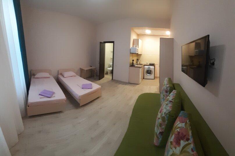 1-комн. квартира, 28 кв.м. на 4 человека, 3-й микрорайон, проспект Гагарина, 34, Златоуст - Фотография 26