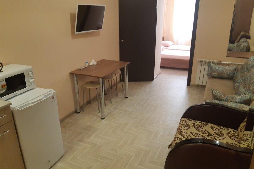 2-комн. квартира, 31 кв.м. на 5 человек, 3-й микрорайон, проспект Гагарина, 34, Златоуст - Фотография 13