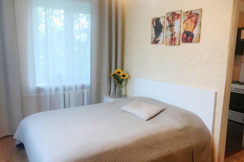 1-комн. квартира, 40 кв.м. на 3 человека, Мещерский переулок, 8к1, Москва - Фотография 1