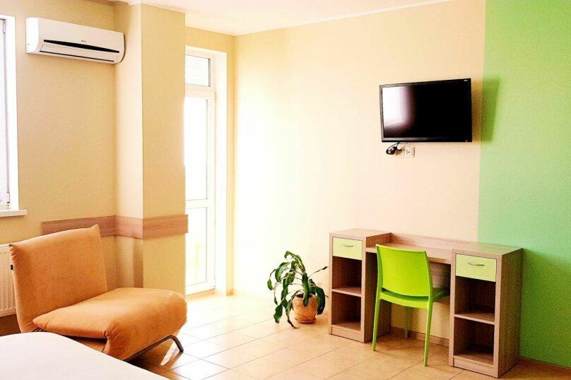 1-комн. квартира, 36 кв.м. на 3 человека, Парковая улица, 29, Севастополь - Фотография 3