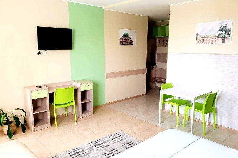 1-комн. квартира, 36 кв.м. на 3 человека, Парковая улица, 29, Севастополь - Фотография 5