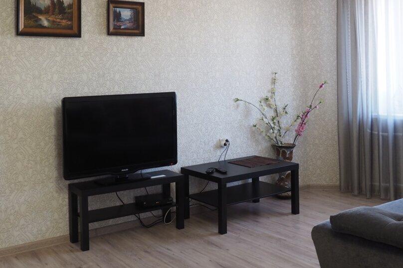 2-комн. квартира, 65 кв.м. на 5 человек, Набережная улица, 14, Кисловодск - Фотография 2