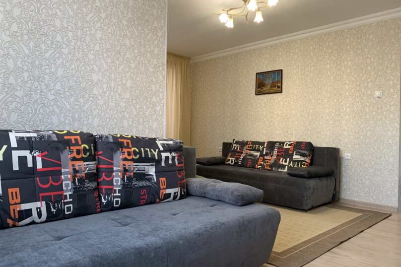 2-комн. квартира, 65 кв.м. на 5 человек, Набережная улица, 14, Кисловодск - Фотография 3