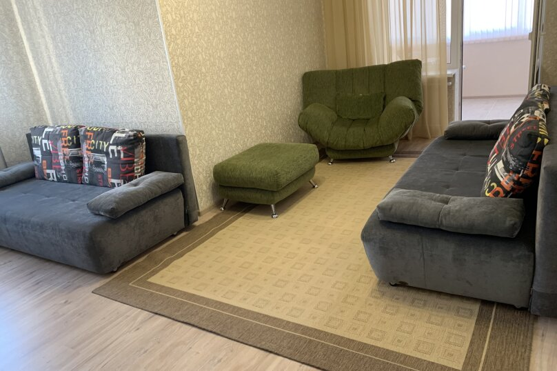 2-комн. квартира, 65 кв.м. на 5 человек, Набережная улица, 14, Кисловодск - Фотография 5