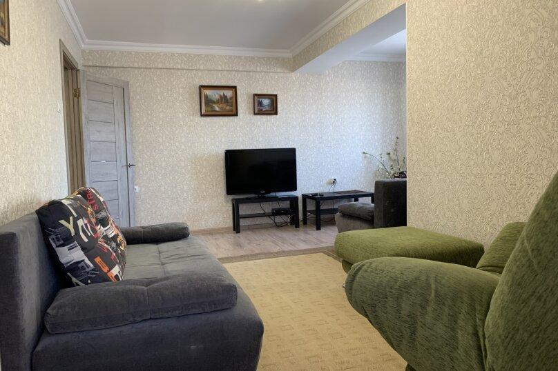 2-комн. квартира, 65 кв.м. на 5 человек, Набережная улица, 14, Кисловодск - Фотография 6