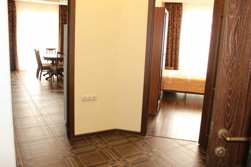2-комн. квартира, 70 кв.м. на 7 человек, микрорайон Жемчужный, 3, Кабардинка - Фотография 8