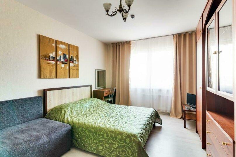 2-комн. квартира на 8 человек, Витебский проспект, 101к2, Санкт-Петербург - Фотография 9