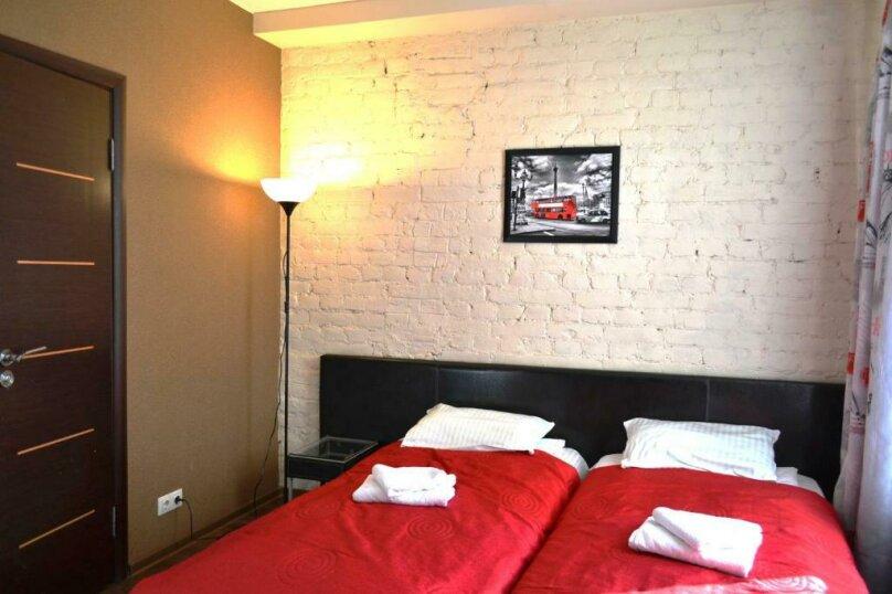 Стандартный номер с 2 односпальными кроватями и диваном, Лиговский проспект, 44, Санкт-Петербург - Фотография 4