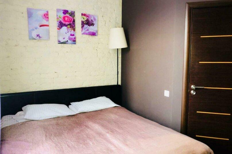 """Стандартный номер с кроватью размера """"king-size"""", Лиговский проспект, 44, Санкт-Петербург - Фотография 2"""