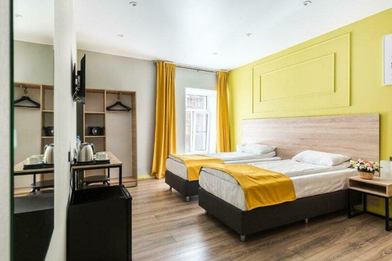Стандартный номер с 1 кроватью или 2 отдельными кроватями , Полтавская улица, 3, Санкт-Петербург - Фотография 8