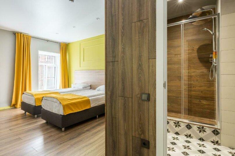 Стандартный номер с 1 кроватью или 2 отдельными кроватями , Полтавская улица, 3, Санкт-Петербург - Фотография 9