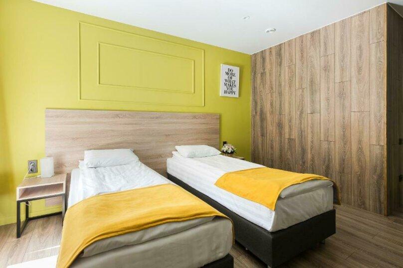 Стандартный номер с 1 кроватью или 2 отдельными кроватями , Полтавская улица, 3, Санкт-Петербург - Фотография 11