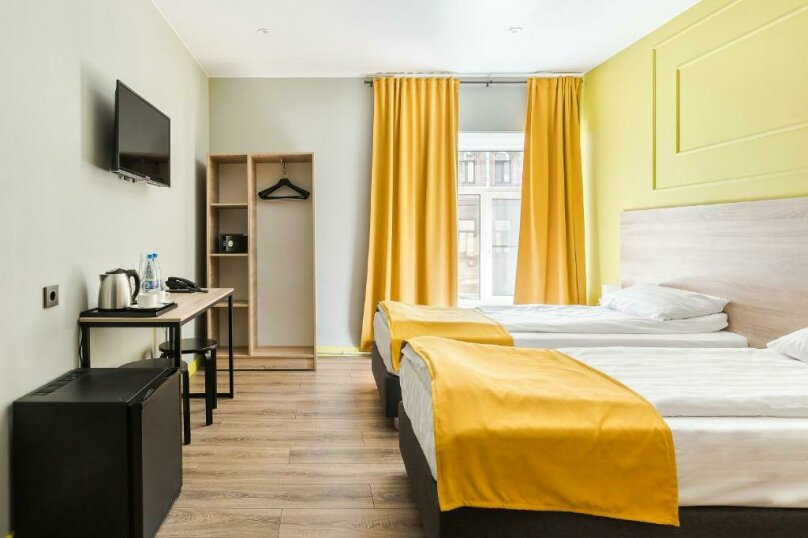 Стандартный номер с 1 кроватью или 2 отдельными кроватями , Полтавская улица, 3, Санкт-Петербург - Фотография 12