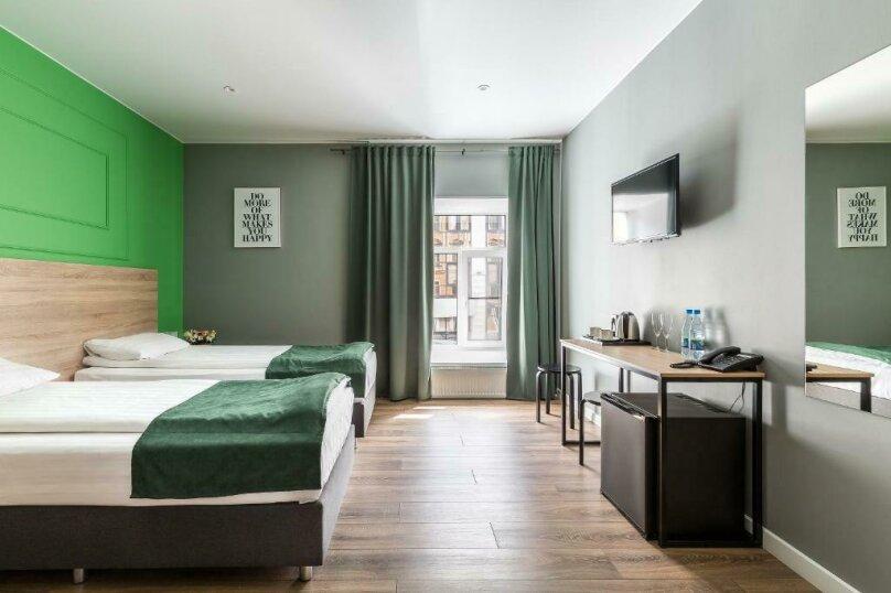 Стандартный номер с 1 кроватью или 2 отдельными кроватями , Полтавская улица, 3, Санкт-Петербург - Фотография 14