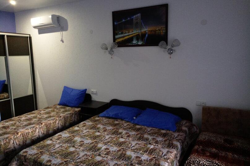 Люкс 1 комнатный на 3 человека, Заречная, 19, Саки - Фотография 1