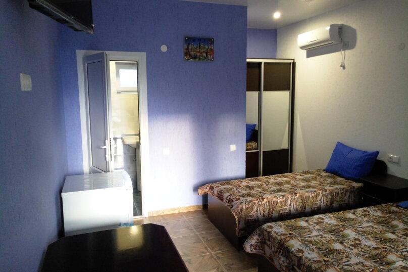 Люкс 1 комнатный на 3 человека, Заречная, 19, Саки - Фотография 2