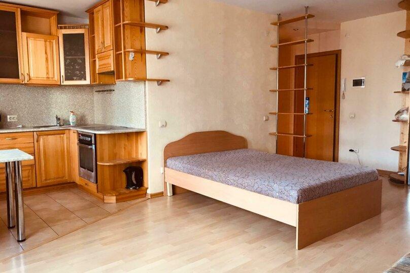 1-комн. квартира, 35 кв.м. на 4 человека, улица Варламова, 29, Петрозаводск - Фотография 2