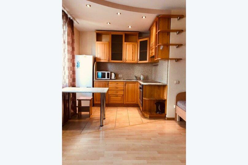 1-комн. квартира, 35 кв.м. на 4 человека, улица Варламова, 29, Петрозаводск - Фотография 4