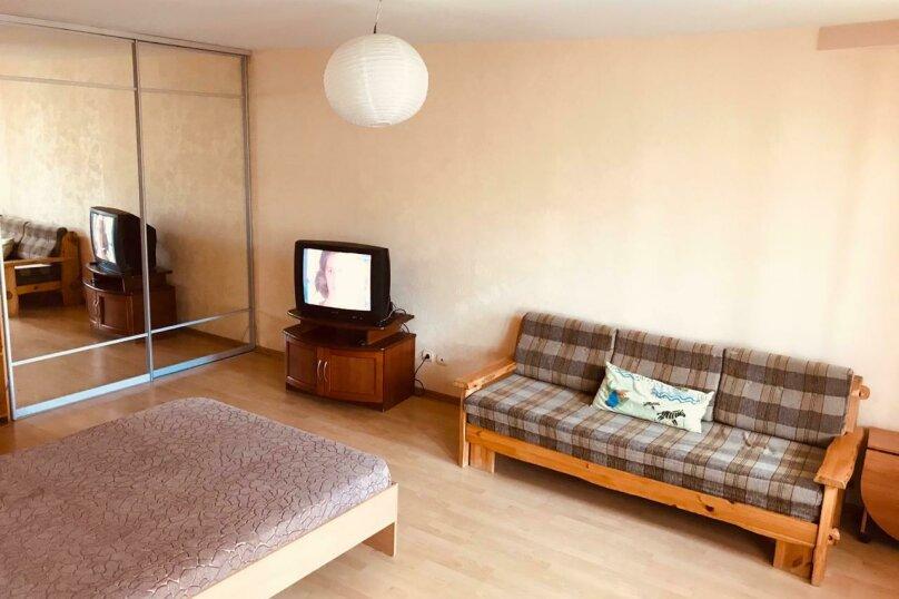 1-комн. квартира, 35 кв.м. на 4 человека, улица Варламова, 29, Петрозаводск - Фотография 5