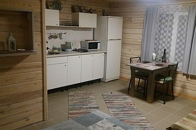 Домик-студия для двоих на озере Таватуй, 30 кв.м. на 2 человека, 40 лет Октября, 10, Таватуй - Фотография 3