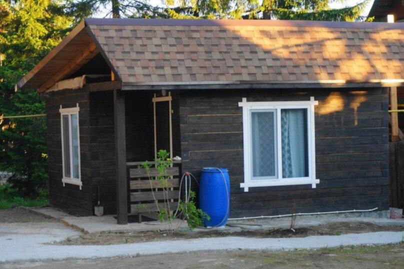 Домик-студия для двоих на озере Таватуй, 30 кв.м. на 2 человека, 40 лет Октября, 10, Таватуй - Фотография 9