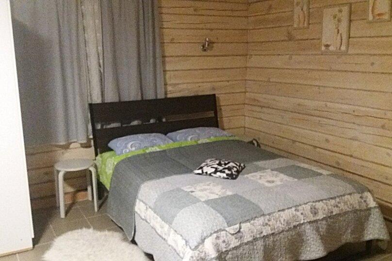 Домик-студия для двоих на озере Таватуй, 30 кв.м. на 2 человека, 40 лет Октября, 10, Таватуй - Фотография 10