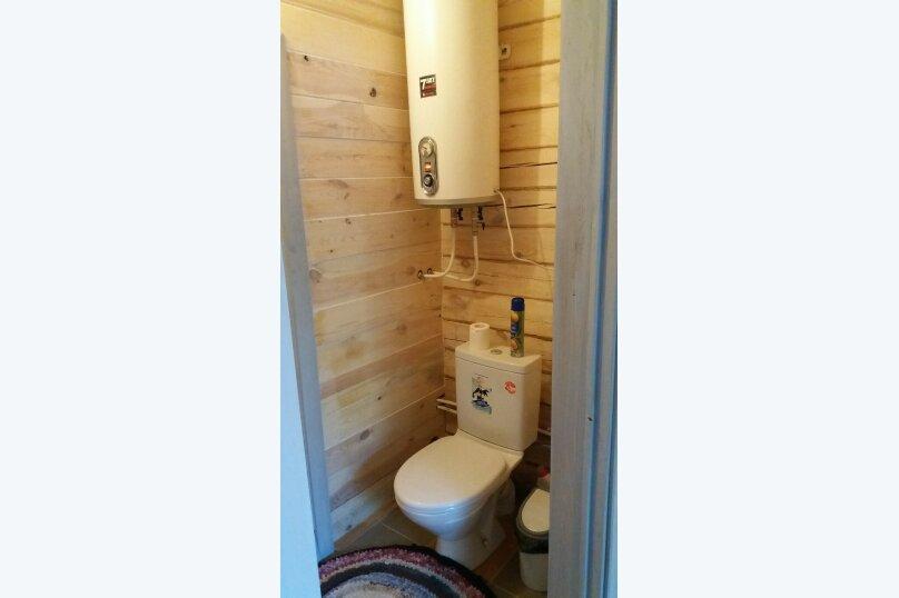 Домик-студия для двоих на озере Таватуй, 30 кв.м. на 2 человека, 40 лет Октября, 10, Таватуй - Фотография 12
