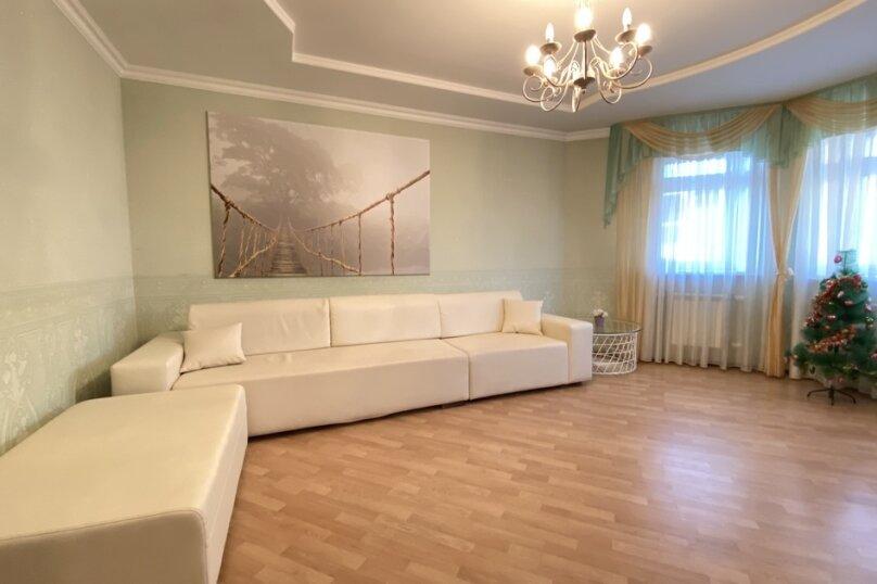 3-комн. квартира, 120 кв.м. на 10 человек, Лево-Булачная улица, 16, Казань - Фотография 2