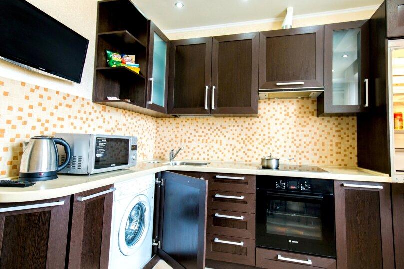 2-комн. квартира, 56 кв.м. на 4 человека, Ярославская улица, 72, Чебоксары - Фотография 3
