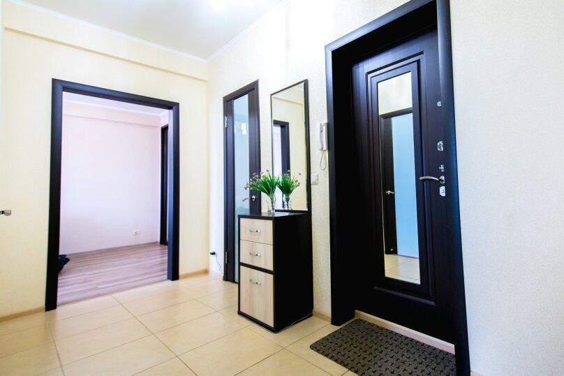 2-комн. квартира, 56 кв.м. на 4 человека, Ярославская улица, 72, Чебоксары - Фотография 5