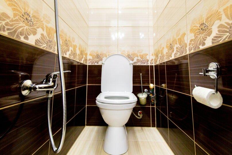 2-комн. квартира, 56 кв.м. на 4 человека, Ярославская улица, 72, Чебоксары - Фотография 6
