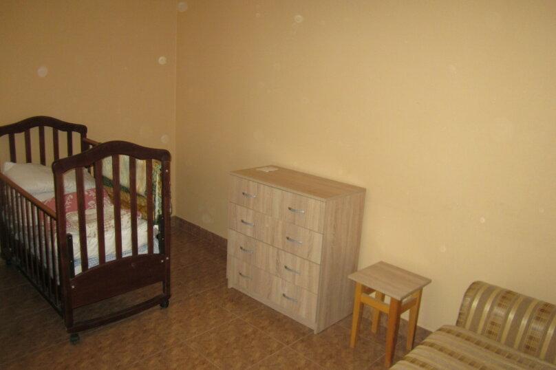 Дом, 90 кв.м. на 5 человек, 2 спальни, улица Академика В.В. Шулейкина, 18Д, Кацивели - Фотография 3
