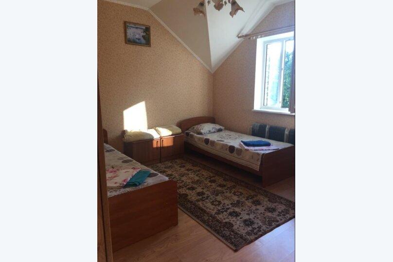 Двухместный номер с отдельными кроватями и кухней на этаже , улица Луначарского, 180, Геленджик - Фотография 1