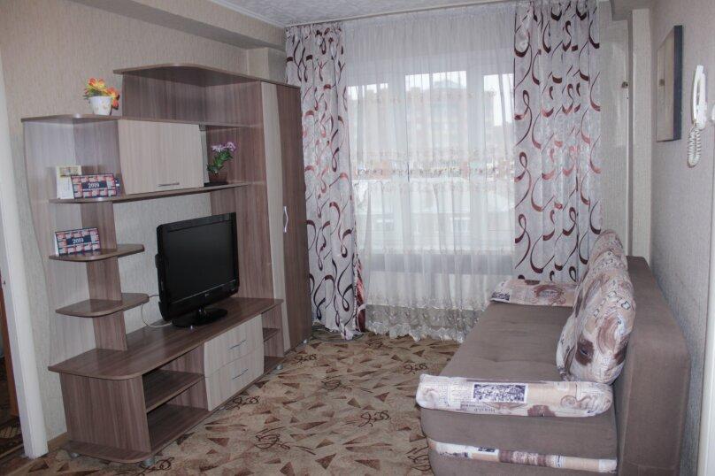 2-комн. квартира, 50 кв.м. на 6 человек, улица Партизана Железняка, 32, Красноярск - Фотография 9