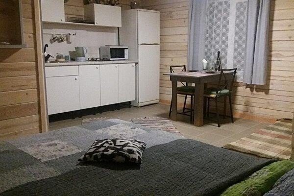 Домик-студия для двоих на озере Таватуй, 30 кв.м...