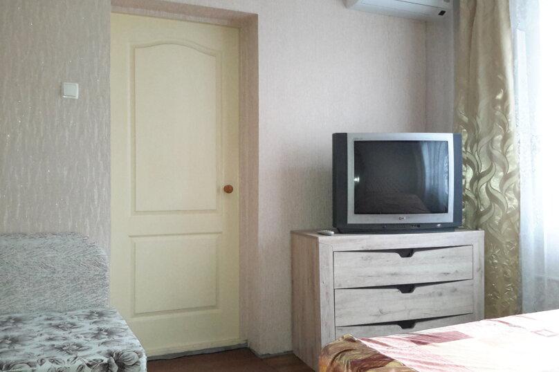 Отдельный однокомнатный домик, 35 кв.м. на 4 человека, 1 спальня, Наваринская улица, 10, Севастополь - Фотография 5