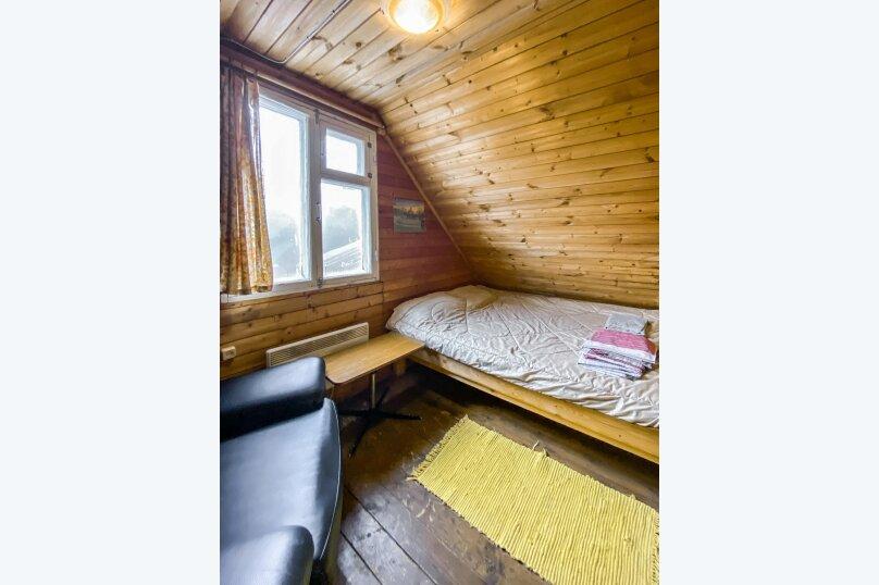 Селигер - коттедж №2, 50 кв.м. на 5 человек, 2 спальни, п. Никола-Рожок, ул. Лесная, 11, Осташков - Фотография 25
