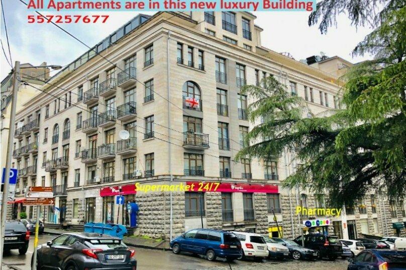 2-комн. квартира, 45 кв.м. на 3 человека, улица 9-го Апреля, 3, Тбилиси - Фотография 4