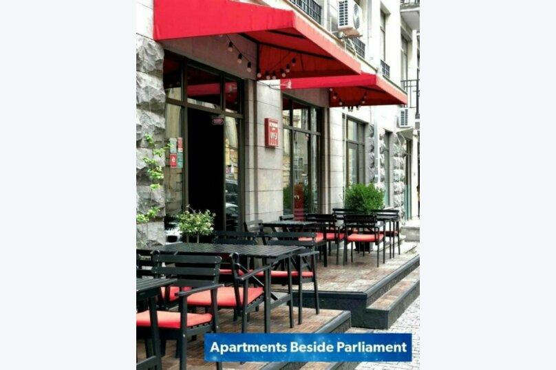 2-комн. квартира, 45 кв.м. на 3 человека, улица 9-го Апреля, 3, Тбилиси - Фотография 19