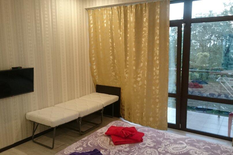 1-комн. квартира, 34 кв.м. на 3 человека, Алупкинское шоссе, 2Г, Кореиз - Фотография 5