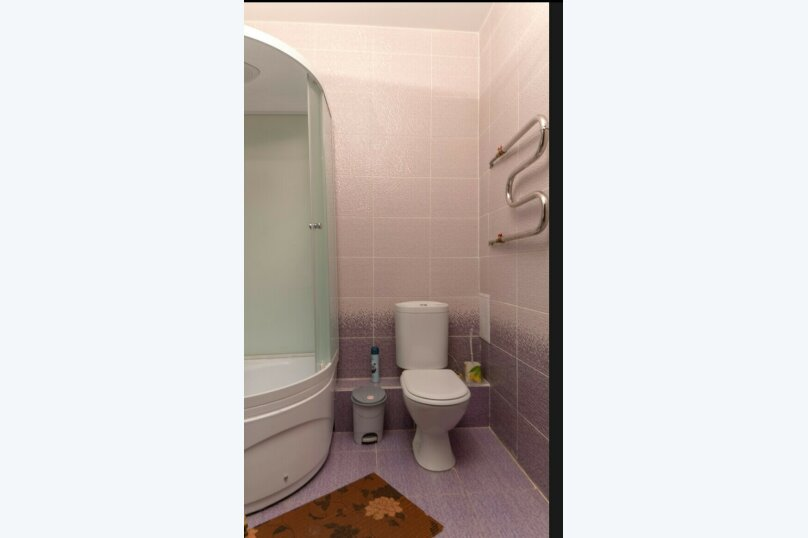 1-комн. квартира, 29 кв.м. на 4 человека, улица Лермонтова, 31, Иркутск - Фотография 3