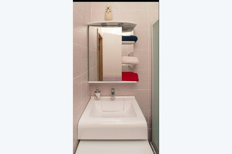 1-комн. квартира, 29 кв.м. на 4 человека, улица Лермонтова, 31, Иркутск - Фотография 5