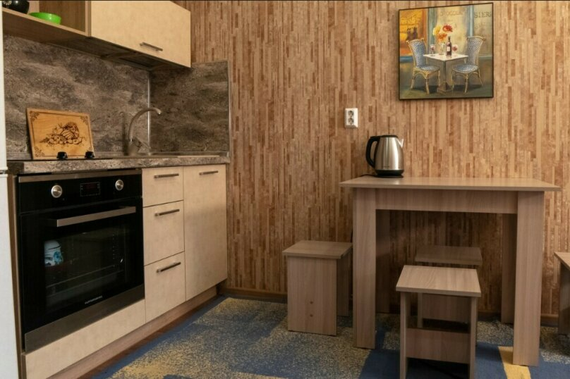 1-комн. квартира, 29 кв.м. на 4 человека, улица Лермонтова, 31, Иркутск - Фотография 6