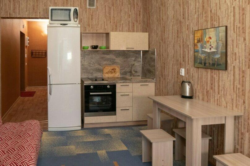1-комн. квартира, 29 кв.м. на 4 человека, улица Лермонтова, 31, Иркутск - Фотография 7
