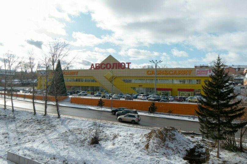 1-комн. квартира, 29 кв.м. на 4 человека, улица Лермонтова, 31, Иркутск - Фотография 9